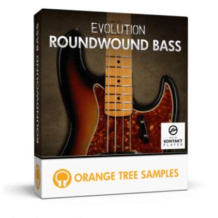 Orange Tree Samples Evolution Roundwound Bass v1.0.0 KONTAKT