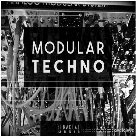 BFractal Music Modular Techno WAV