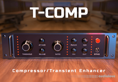 Audio Assault T-Comp v1.0.0 WiN MacOSX