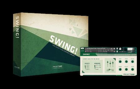 ProjectSAM Swing! v1.2 KONTAKT