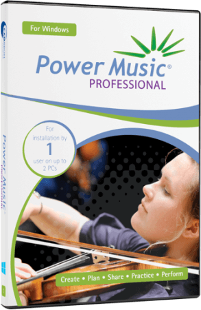 Power Music Software Power Music Professional v5.1.5.7 WiN