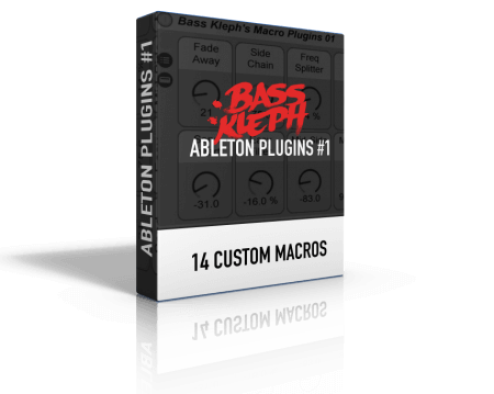 Bass Kleph Ableton Live Macro Plugin Pack 01 Ableton Live