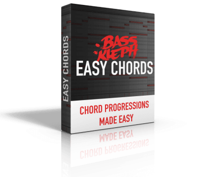 Bass Kleph Easy Chords