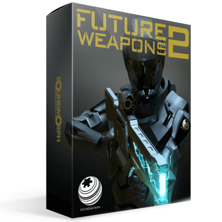 SoundMorph Future Weapons 2 WAV