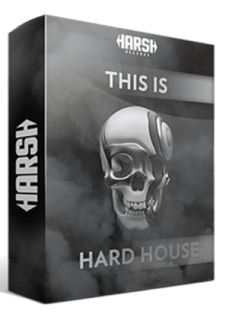 Harsh Samples This is Hard House 1 Ultimate Pack WAV