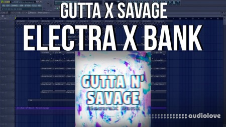 Gutta x Savage Electra Bank Synth Presets