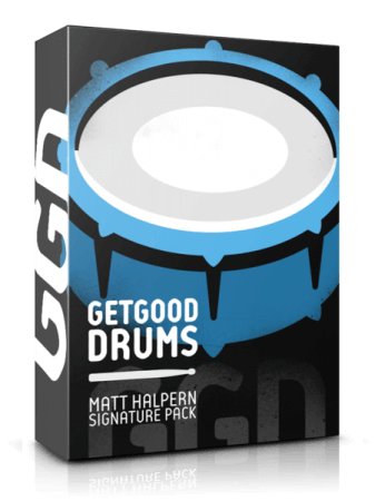 GetGood Drums Matt Halpern Signature Pack v2.0 KONTAKT