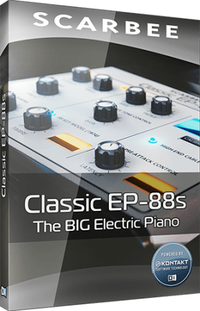 Scarbee Classic EP-88s KONTAKT