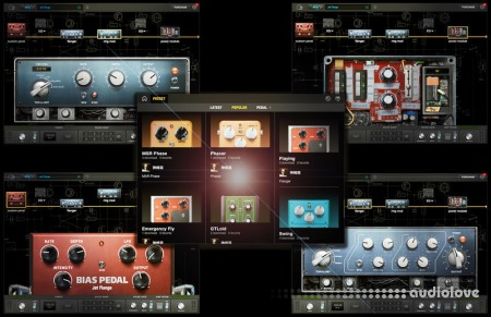 Positive Grid BIAS Pedal Pro v2.3.2.5446 CE WiN