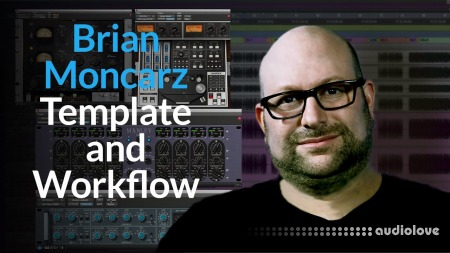 PUREMIX Brian Moncarz Template And Workflow TUTORiAL
