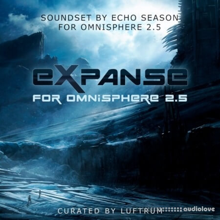 Luftrum Expanse Soundset Synth Presets