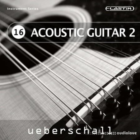 Ueberschall Acoustic Guitar 2 Elastik