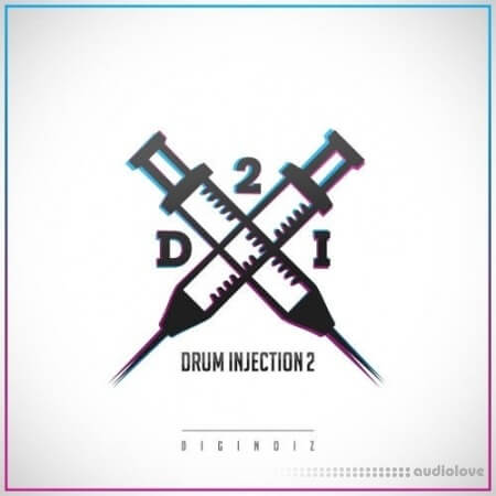 Diginoiz Drum Injection 2 WAV AiFF