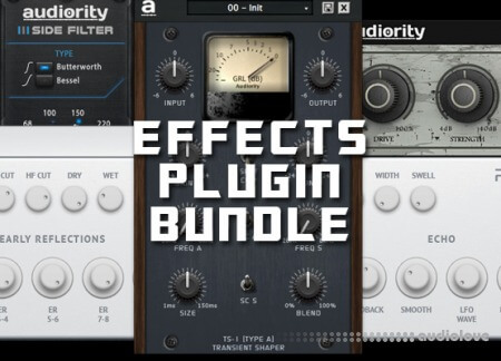 Audiority Effects Plugin Bundle 2019.7 CE WiN