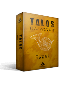 Audio Imperia Talos Volume One Horns