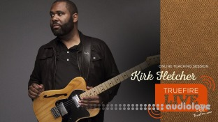 Truefire Kirk Fletcher's TrueHeart Blues Rhythm