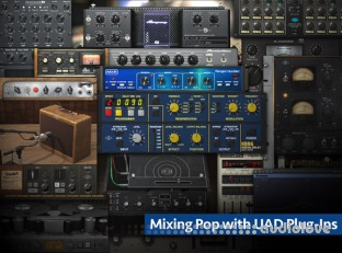 Groove3 Mixing Pop with UAD Plug-Ins