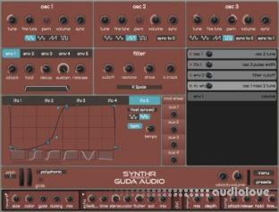 Guda Audio SynthR