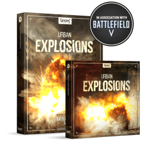 Boom Library Urban Explosions Bundle