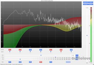 Sonoris Mastering Equalizer
