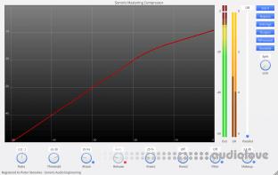 Sonoris Mastering Compressor