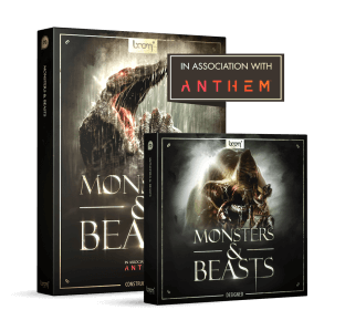 Boom Library Monsters and Beasts Bundle