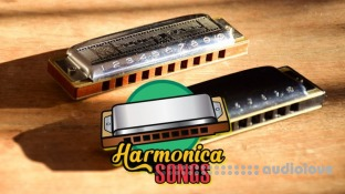 Udemy Harmonica Mini-Course Play 5 Famous Rock Songs
