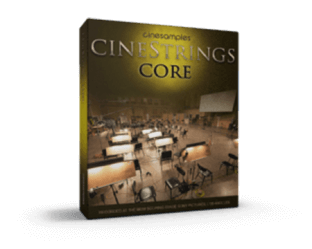 CineSamples CineStrings CORE