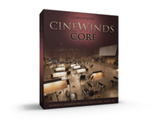 Cinesamples CineWinds CORE