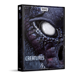 BOOM Library Creatures Construction Kit