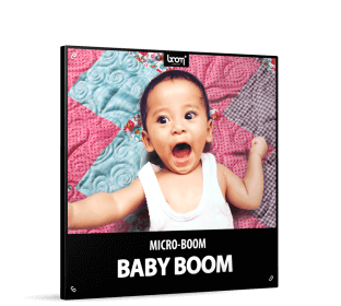 Boom Library Baby Boom