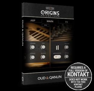 Sonuscore Origins Vol.4: Oud and Qanun