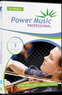 Power Music Software Power Music Professional