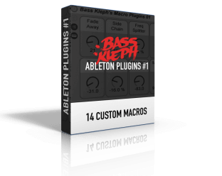 Bass Kleph Ableton Live Macro Plugin Pack 01