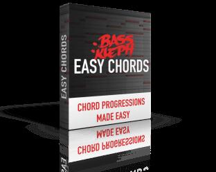 Bass Kleph Easy Chords