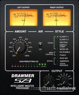 Softube Drawmer S73 and Drawmer 1973