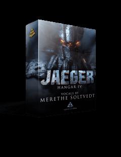 Audio Imperia JAEGER Hangar 4 (Vocals By Merethe Soltvedt)