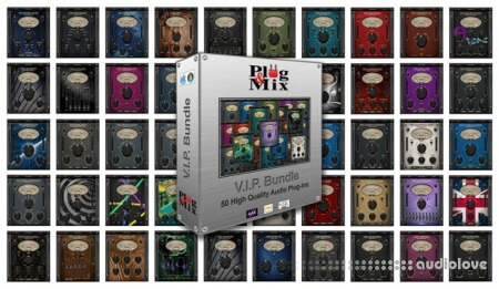 Plug And Mix VIP Bundle v3.3.2 WiN MacOSX