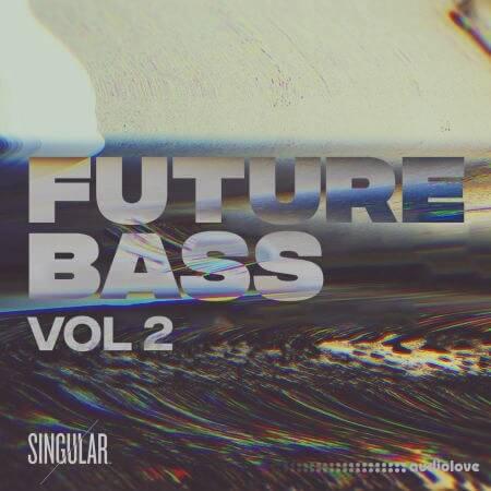 Singular Sounds Future Bass Vol.2 WAV MiDi Synth Presets