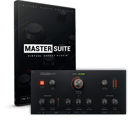 Initial Audio Master Suite v1.0.0 WiN MacOSX