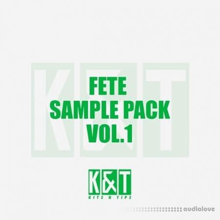 Fête Sample Pack Vol.1 WAV MiDi Synth Presets