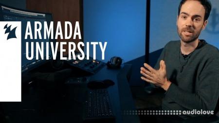 Armada University In The Studio Mark Sixma TUTORiAL