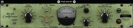 Soundevice Digital Royal Compressor v1.6 / v1.4 WiN MacOSX