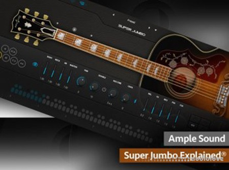 Groove3 Ample Sound Super Jumbo Explained TUTORiAL