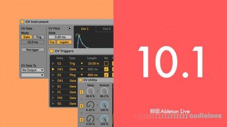 Ableton CV Tools v1.0 Ableton Live