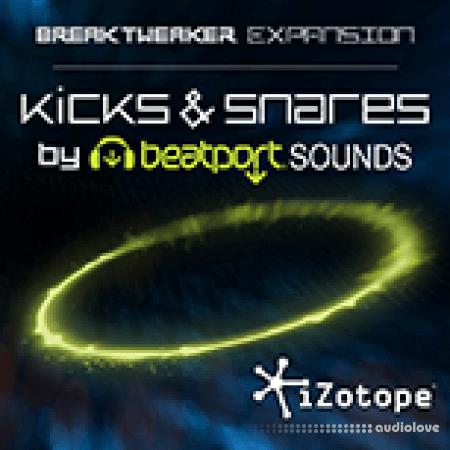 iZotope BreakTweaker Kick And Snares v1.00 DAW Addons