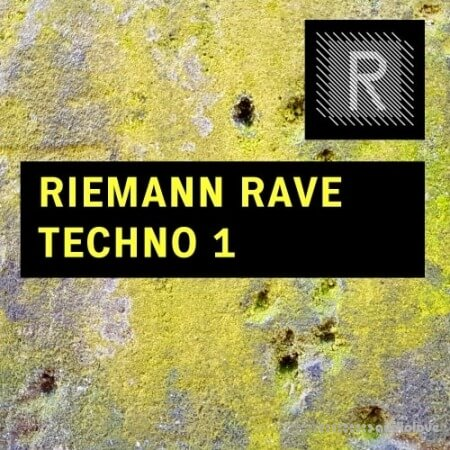 Riemann Kollektion Riemann Rave Techno 1 WAV