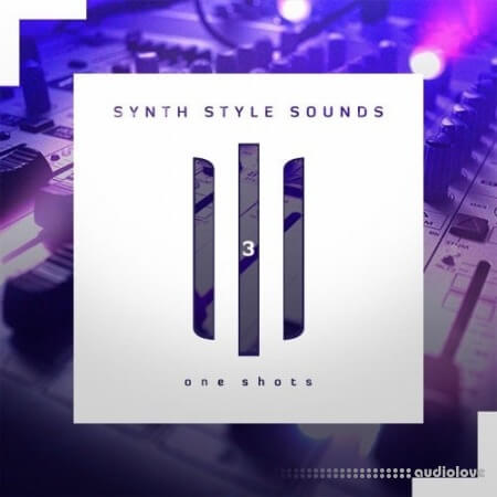 Diginoiz Synth Style Sounds 3 - One Shots WAV AiFF