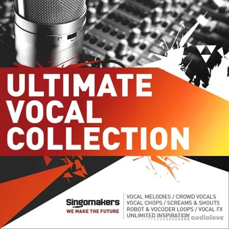 Singomakers Ultimate Vocal Collection MULTiFORMAT