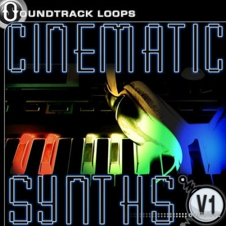 Soundtrack Loops Cinematic Synths ACiD WAV REX AiFF